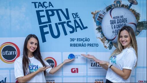 Congresso Técnico 36ª Taça EPTV de Futsal Ribeirão Preto