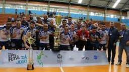 23ª Taça EPTV de Futsal Central
