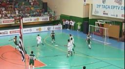 21ª Taça EPTV de Futsal Ribeirão