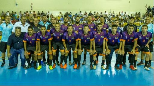 Abertura 36º Taça EPTV de Futsal Ribeirão