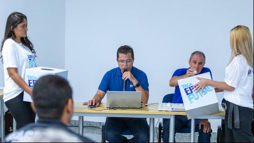 Congresso Técnico 24ª Taça EPTV de Futsal Central