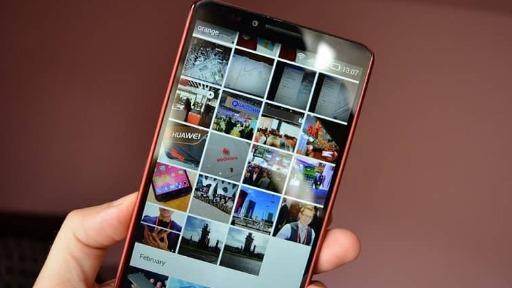 Galeria fotos no celular - Foto: Divulgação