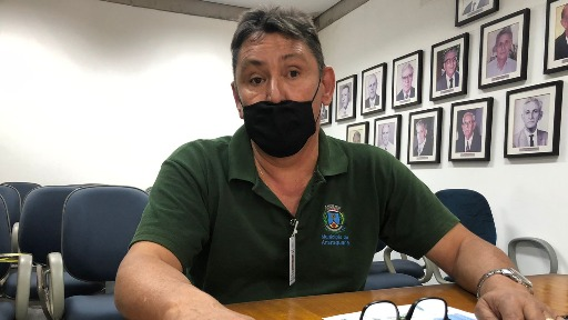 Coordenador de Planejamento e Gestão Ambiental, Gelson Caldeira Dantas - Foto: Milton Filho/CBN Araraquara - Foto: CBN Araraquara
