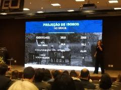 """""""O Brasil está doente, está em coma"""", afirma Christiane Pelajo"""