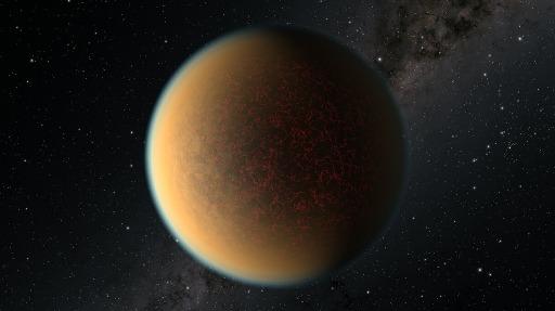 Conheça o planeta rochoso, GJ1132B