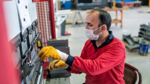 Setor industrial foi responsável por 28,9% dos empregos oferecidos na cidade em janeiro. Foto: Divulgação - Foto: Divulgação