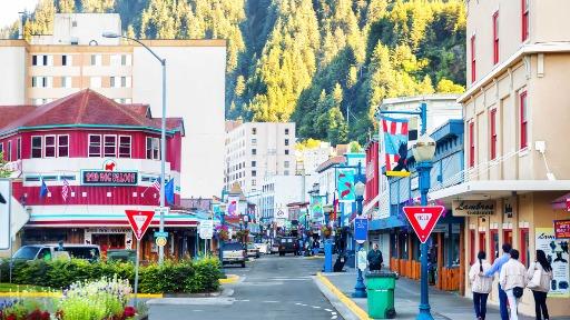 Venha conosco conhecer a capital do Alasca: Juneau