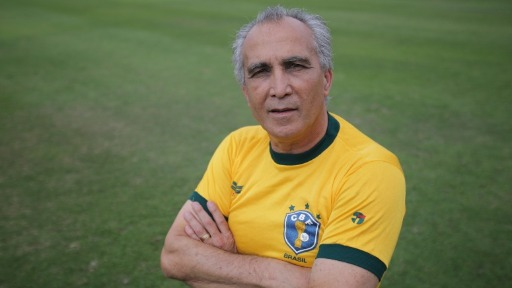 Juninho Fonseca, zagueiro da Seleção de 82, analisa o futebol brasileiro: