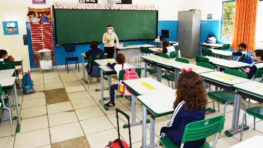 Desafios para a readaptação das crianças na volta às aulas presenciais