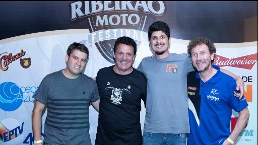 Festa de Lançamento 9º Ribeirão Moto Festival