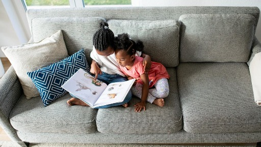Como os livros podem ser ferramentas importantes para a educação dos filhos?