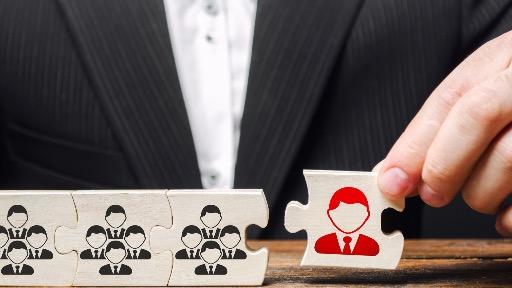 O processo de liderança em cargos de chefia