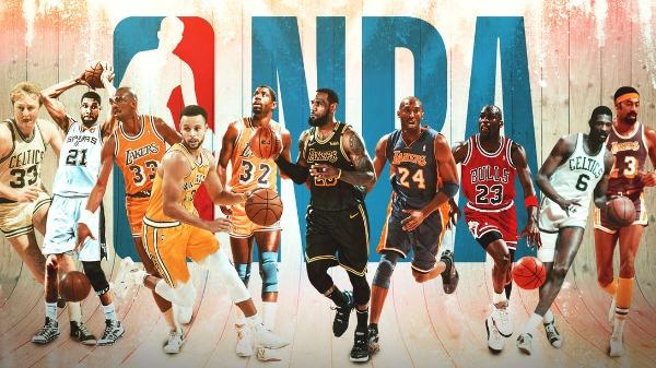 Lista com os 75 melhores da NBA - Foto: Reprodução/ Clutch Points