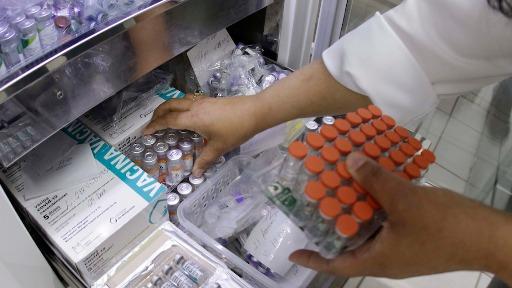 Secretaria de Saúde de Ribeirão devolve sete mil doses de lotes interditados da Coronavac