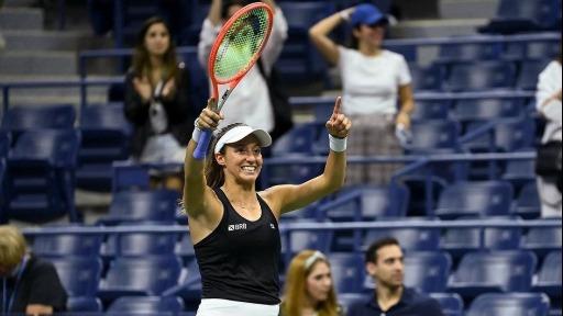 Luiza Stefani é a primeira brasileira a avançar à semifinal do US Open em 53 anos
