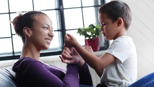 Como ganhar a confiança dos filhos?