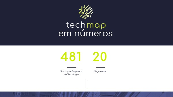 Mapeamento Tech Map - Foto: Reprodução/ Tech Map
