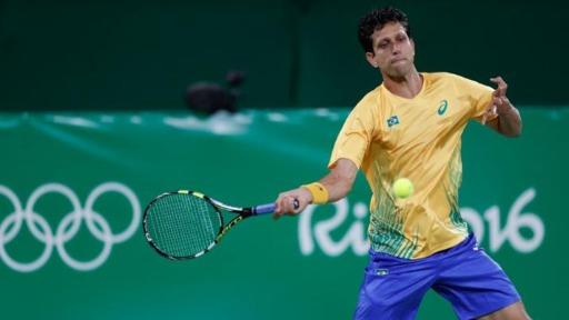 Tenistas brasileiros têm caminhada complicada em busca de uma medalha nos Jogos Olímpicos