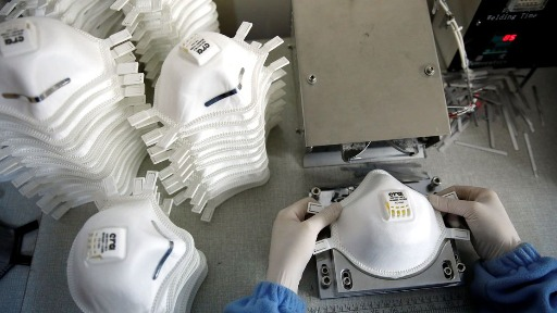 Material que melhora proteção utilizando um fenômeno elétrico poderá ser utilizado em máscaras faciais