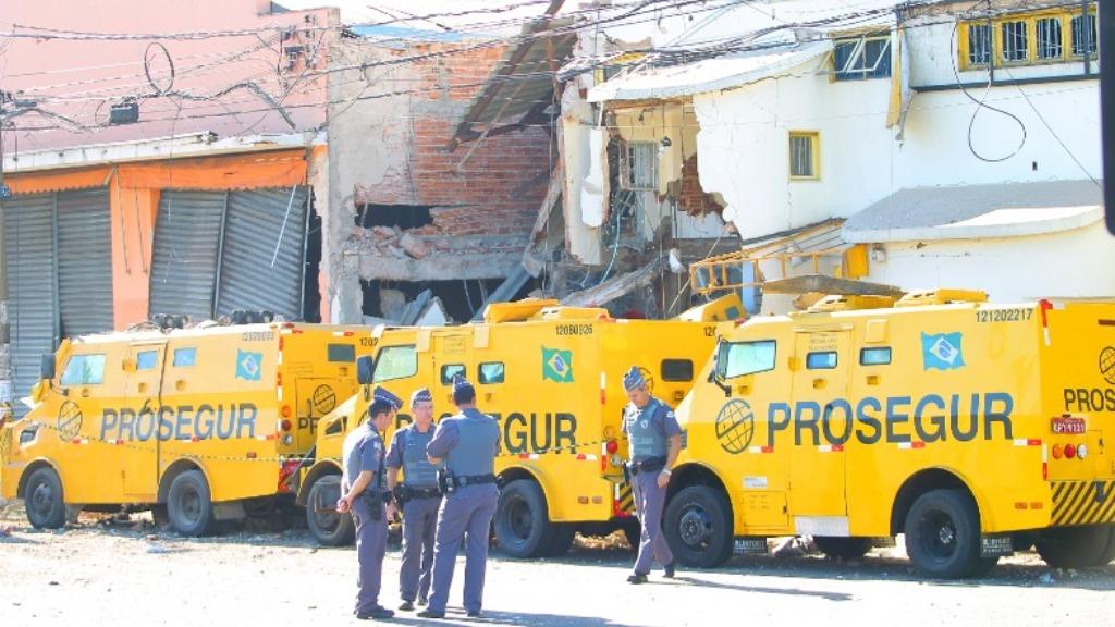 Justiça aumenta pena de quatro integrantes de assalto a Prosegur em 2016