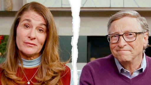 Confira as cifras bilionárias da separação de Bill e Melinda Gates