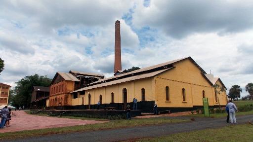 Destino turístico na região é o Museu da Cana, em Pontal