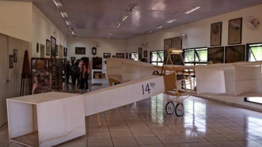 Você conhece o Museu de Santos Dumont, na cidade de Dumont?