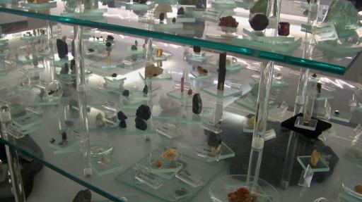 Saiba mais sobre o Museu de Minerais, Minérios e Rochas Heinz Ebert