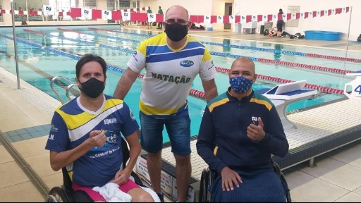 Conheça os representantes são-carlenses da natação nos Jogos Paraolímpicos de Tóquio