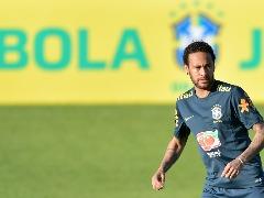 Neymar e Gabigol devem formar dupla contra o Equador