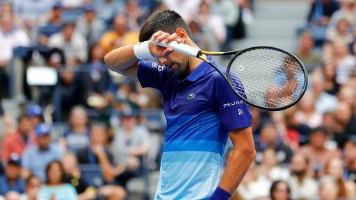 Djokovic perde na final do US Open e adia sonho de ser maior campeão de Grand Slams