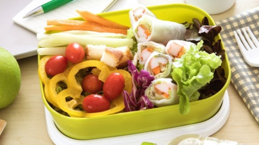 Nutricionista dá dicas de alimentações rápidas e saudáveis