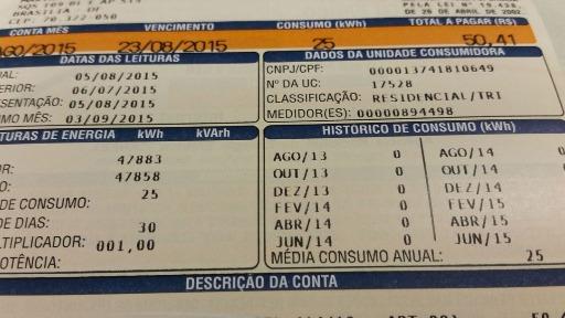 O aumento consta de uma consulta pública aberta pela Agência Nacional de Energia Elétrica (Foto: Agência Brasil) - Foto: (Foto: Agência Brasil)