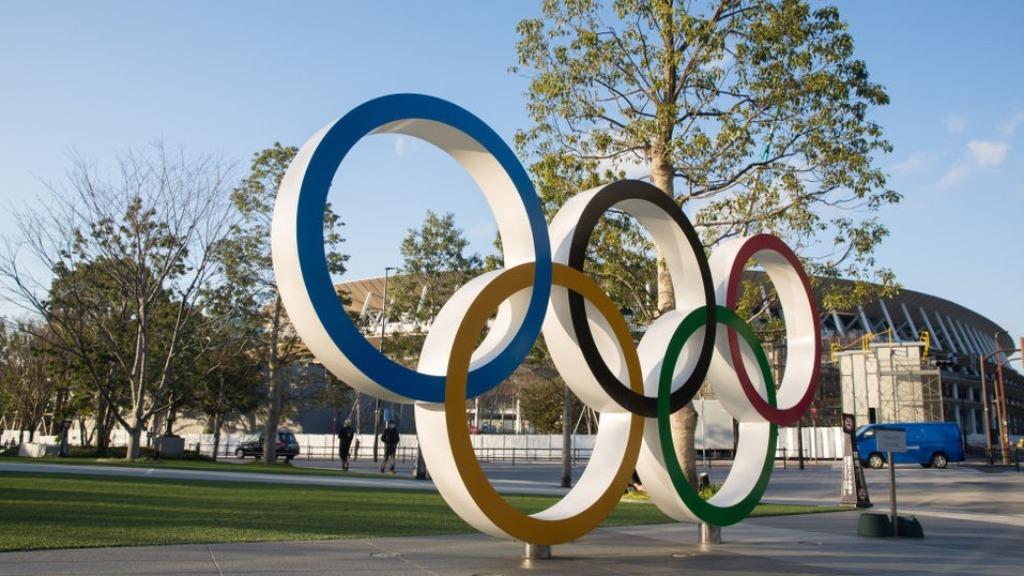 Anéis Olímpicos em Tóquio 2020 - Foto: Getty Images