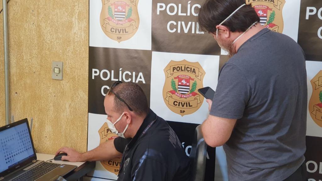 Dois homens são detidos em operação contra a pornografia infantil em Miguelópolis