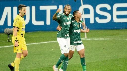 Palmeiras vence o Corinthians e está na final do Campeonato Paulista