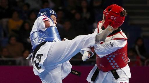 Brasil começa, nesta quarta-feira (1), a busca por medalhas no parataekwondo