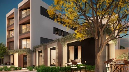 Apartamentos compactos do Blend One são perfeitos para quem quer investir