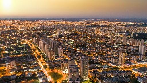 Os novos centros de Ribeirão Preto