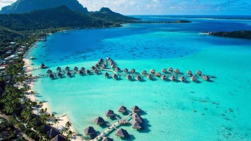 Uma das paisagens mais lindas do mundo: conheça a Polinésia Francesa