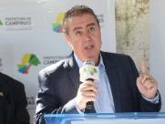Jonas Donizette e vice-governador estarão no Agenda Campinas