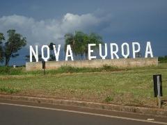 Motociclista morre em acidente na Zona Rural de Nova Europa