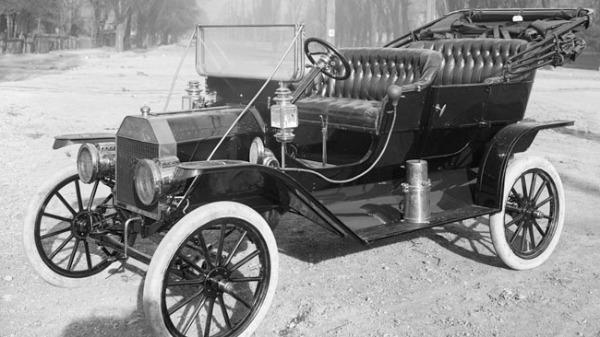 Você sabia que o primeiro carro do mundo foi construído na França?