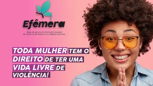 Conheça o Projeto Efêmera, que combate a violência contra mulheres em Ribeirão Preto