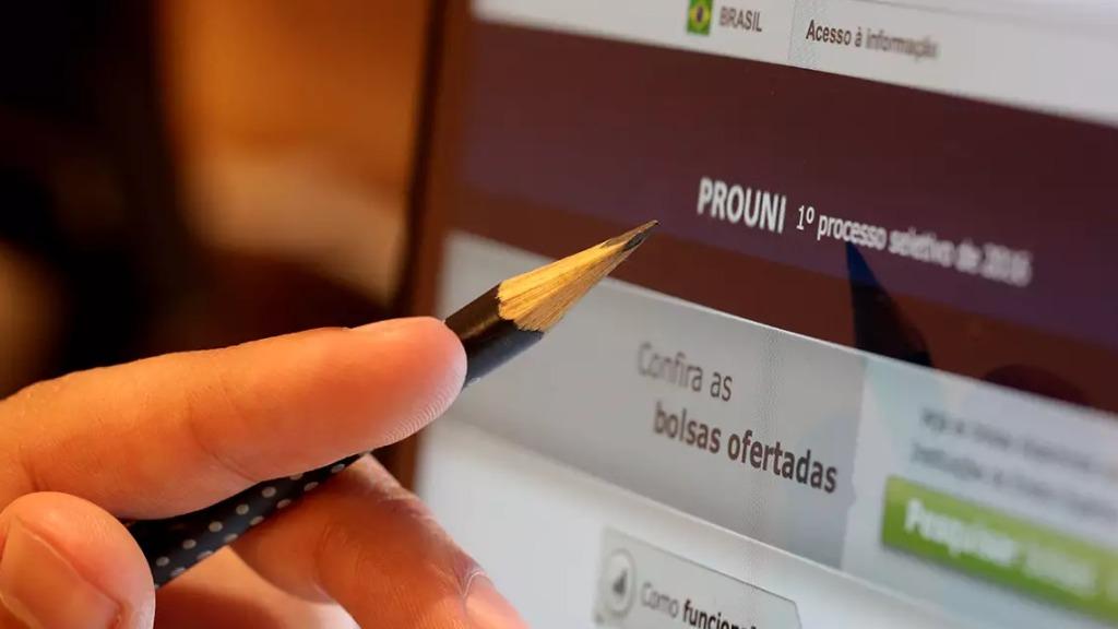 MEC abre, nesta terça (13), as inscrições para o Prouni