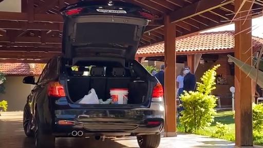 Promotor afirma que o empresário detido em Ribeirão já tinha sido abordado, mas exigiu um