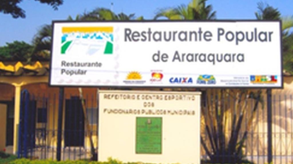 Restaurante Popular 1 fecha por 7 dias após casos de Covid entre funcionários