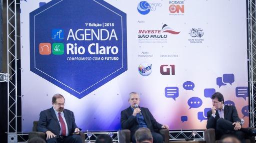 1º Agenda Rio Claro