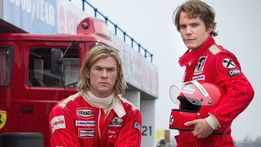 Relembre a rivalidade de Niki Lauda e James Hunt no longa