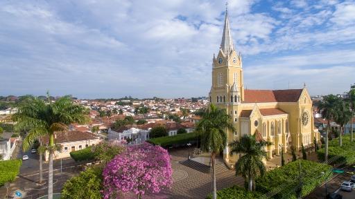 Santa Rita do Passa Quatro: a estância climática de São Paulo
